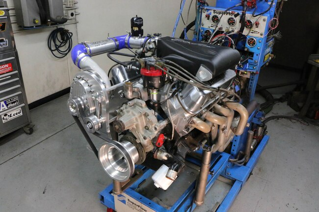 Waking up a Ford Fuel Injected 5.0 with TorqStorm® boost