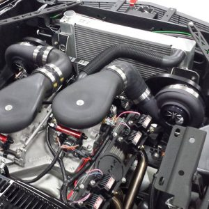 TorqStorm® Twin Supercharger Kits for AMC