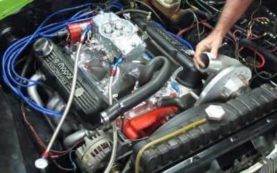 Superchargers and carbureted fuel system upgrades.